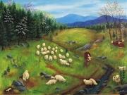 Hillside Pastures