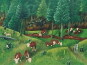 June Pastures